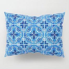Sevilla - Spanish Tile Pillow Sham