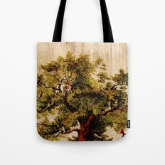 The Tree-man Tote Bag