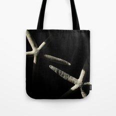 Slice of Sun: Starfish Tote Bag