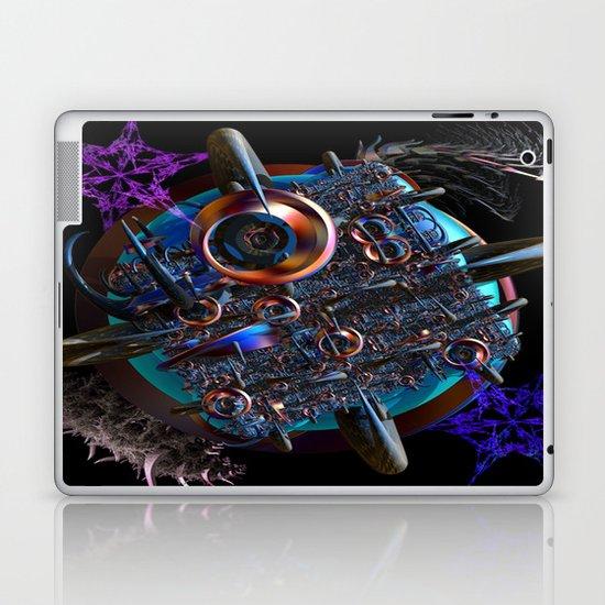 Alien Attack Laptop & iPad Skin
