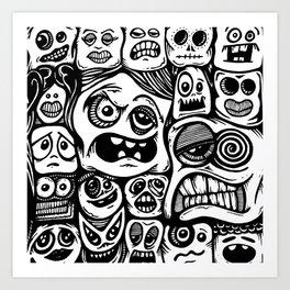 Sketchbook Series 002 Art Print