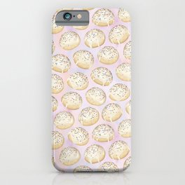 Anise Cookie Pattern (PASTEL) iPhone Case