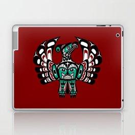 Northwest Pacific coast Haida art Thunderbird Laptop & iPad Skin