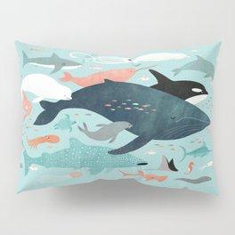 Under the Sea Menagerie Pillow Sham