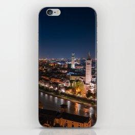 Verona By Night iPhone Skin