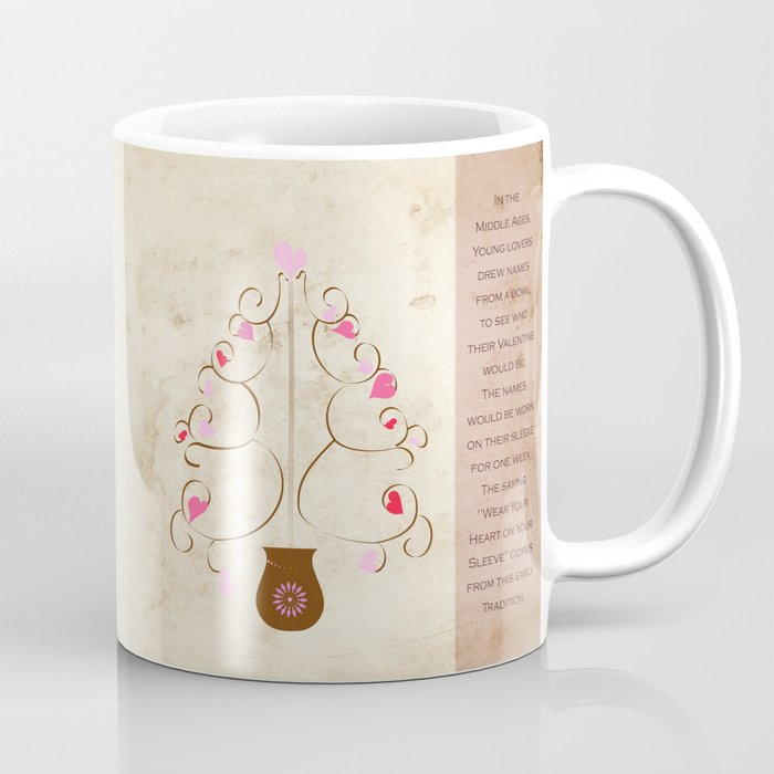 Hearts in Bloom Coffee Mug