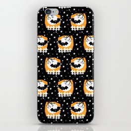 My favorite Bat -Pattern iPhone Skin