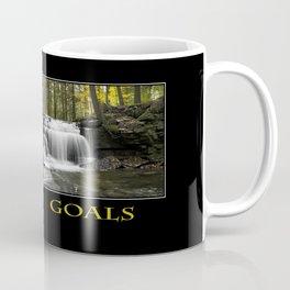 Inspirational Goals Coffee Mug