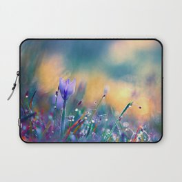 Begin of a Story Laptop Sleeve