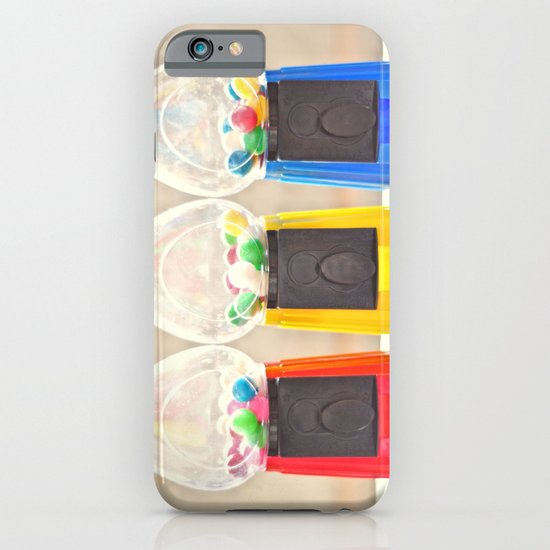 Bubble Gum in Primary  iPhone & iPod Case