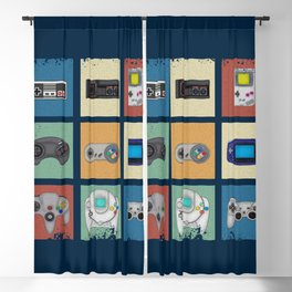 Gaming Generations Blackout Curtain