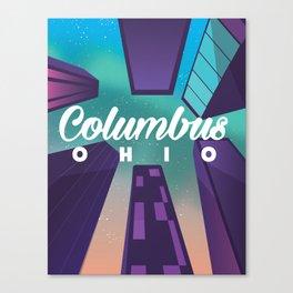 Colombus Ohio Canvas Print