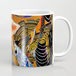 Proudly Back 115 Coffee Mug