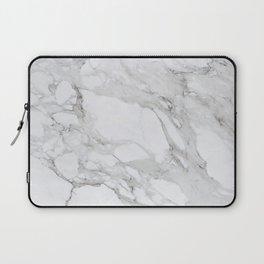 Calacatta Marble Laptop Sleeve