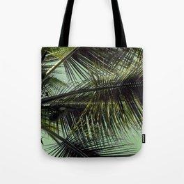 Tropical summer breeze Tote Bag