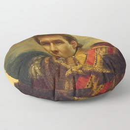 Patrick Swayze - replaceface Floor Pillow