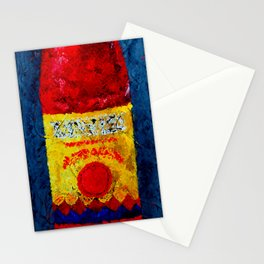 LHS - Hot Sauce Stationery Cards