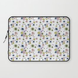 Florence White Laptop Sleeve