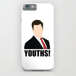 Youths iPhone Case