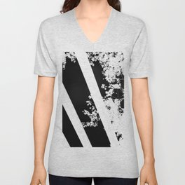 Looking Through the Negative Unisex V-Neck