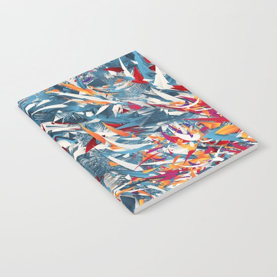 Excited Colours Notebook