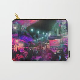 Tunes of the Night Carry-All Pouch