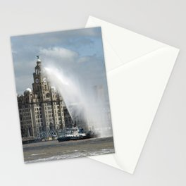 Liverpool Liver Building Stationery Cards