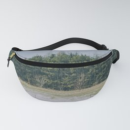 Winter Woods Fanny Pack