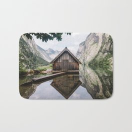 Famous cabin  Bath Mat