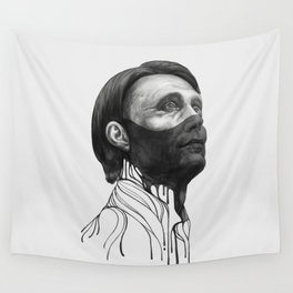 Hannibal Lecter Wall Tapestry
