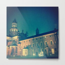 Cathedral of St. Andrea Metal Print