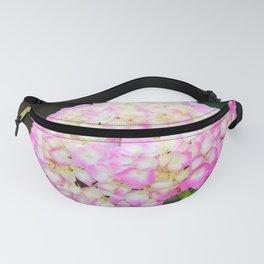Light Pink Hydrangea Fanny Pack