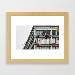 Strings Attached 2 Framed Art Print