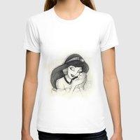 jasmine T-shirts featuring Jasmine by Herself