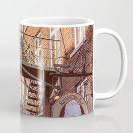 Old Quebec - Stairs Coffee Mug