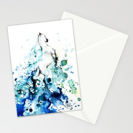 """Victory"" Stationery Cards"