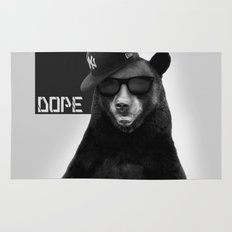 Dope Bear Rug