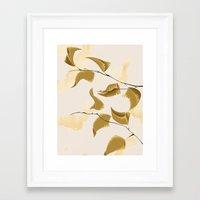 heroes of olympus Framed Art Prints featuring Olympus by Jerod Barker