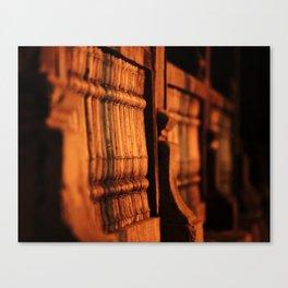 Shaniwar Wada ! Canvas Print