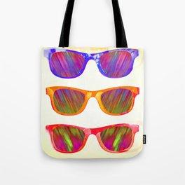 Sunglasses In Paradise Tote Bag
