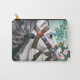 Carousel One Carry-All Pouch