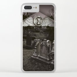 Graven Clear iPhone Case