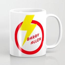 Barry The Flash Allen Coffee Mug