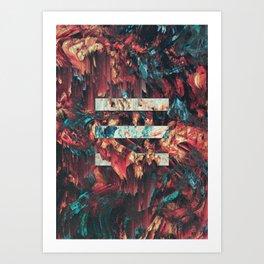 mesa 03 Art Print