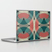 mermaids Laptop & iPad Skins featuring Mermaids by La Señora