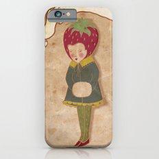 Strawberry head  iPhone 6s Slim Case
