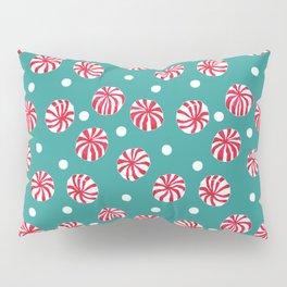 Pepperminty Pillow Sham
