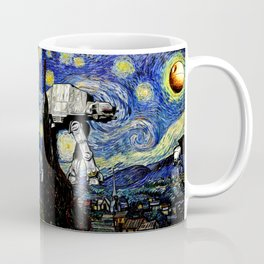 Starry Night versus the Empire Coffee Mug