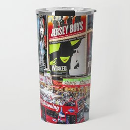 Times Square II Special Edition II Travel Mug
