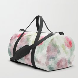 abstract geometric12 Duffle Bag